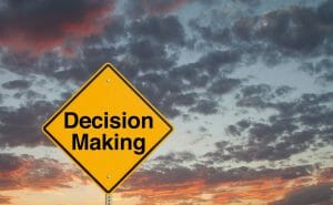 Pre Divorce Checklist - Decision Making Sign - Robin Graine Divorce Coach